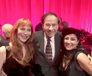 Dick Sherman and Danielle Barbosa