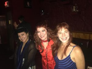 Kate Flannery and Danielle Barbosa