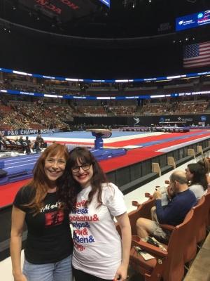 Women's Gymnastics with Rachael Schwartz